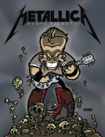 Death Magnetic by Twoheaded-Dawg