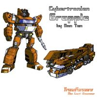 Cybertronian Grapple by TF-The-Lost-Seasons