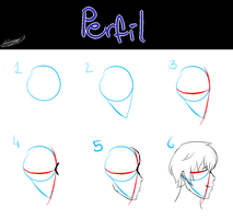 Tutorial Perfil by heshi13