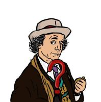The Seventh Doctor by Hikou-Chan