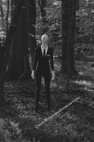 Slender II by QueenWerandra