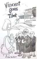 Vincent Goes Tibet by komi114
