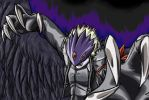 Beelzemon by Half-Emo-Squirrel