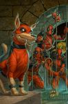 Deadpool Corps 3 Cover by capprotti