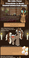 Transformation Meme: Mudslide by IcyReflections