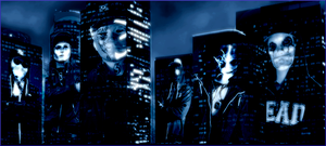 Hollywood Undead by DanielCage17