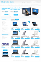 eCommerce Electronics Store by FreakDr