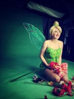 Tinkerbell by luminescent-dreams