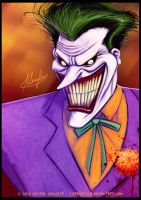 Joker's Wild by LordNetsua