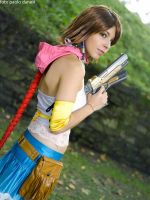 Lucca comics yuna cosplay by ange-lady-yunashe