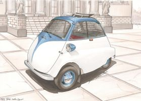 '59 BMW Isetta by DominikScherrer
