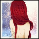 Red Hair by Usagi-Chii