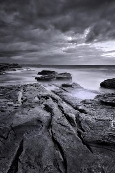 Manly black and white by timbodon