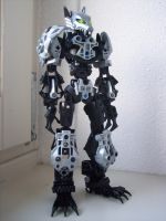 MOC: Fenris by 1mperfectionist