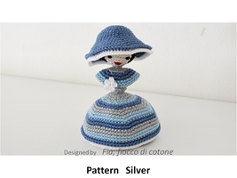 pattern Silver by cottonflake