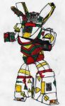 Wheeljack by mmouse15