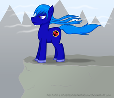 Mane in the wind, there's no turning back by DespisedAndBeloved