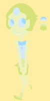 100 day palette challenge - Day 9 - Pearl by BunnitchRox