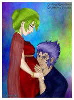 Daddy DeathMask Coloration by stayka
