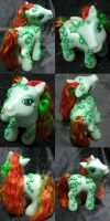 Poison Ivy Pony by customlpvalley