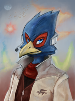 Falco Lombardi by PK-Noes