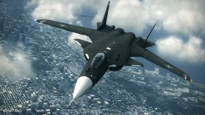 Ace Combat - Fires Of Liberation SU-47 Berkut by Scarlighter