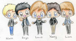 One Direction by Mushroom-Cookie