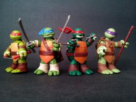 TMNT SD 2012 - Attack! by 0PT1C5