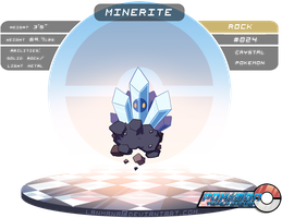 #024: Minerite by Lanmana