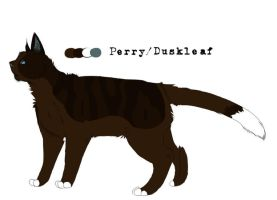 Perry/Duskleaf Ref by sealkisses