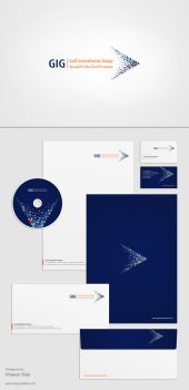 GIG Corporate Identity by khawarbilal