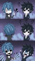Chibiween P3: Jellal and Gray by Chsabina