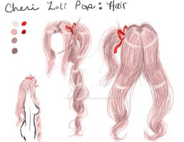 Cheri's Hair Style by Beautiful-Dreamer602