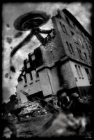 war of the worlds... by bleuz