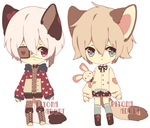 SET PRICES BATCH JUNE 2 [CLOSED] by piyona