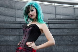 Londinium corsets stock 57 by Random-Acts-Stock