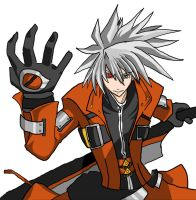RAGNA THE BLUD BUTT  hahloljk im mean blood edge by Otokonokotron
