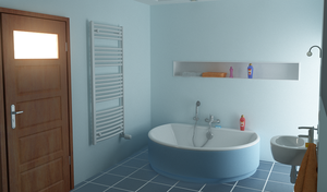 Bathroom (another view 2) by Temporal333