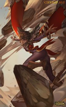 Taliyah by citemer