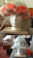 Undertaker wig by Misty-Mina