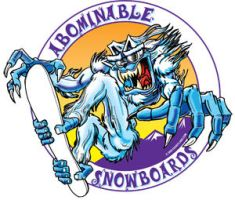 Abominable Snowboards by grfxjams
