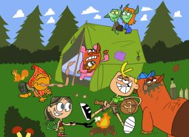 Jimmy's Camp by HeinousFlame