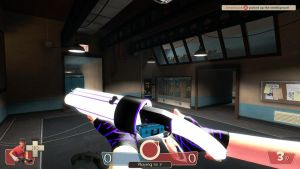 scout skin V1-TRON mixture by Crazychivez