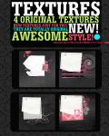 dark textures by awesomestyle