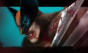 Wolverine by DigitalSerrano