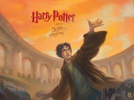 Wallpaper HarryPotter7_4 by JamesDraco