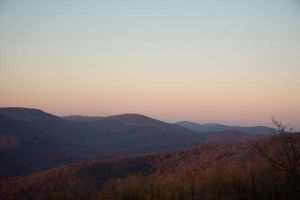 From Skyline Drive at Twilight by Trainman51