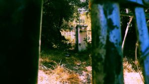 Gate Entrance shot 4 by slasherman