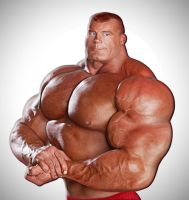 More steroid abuse by Blathering