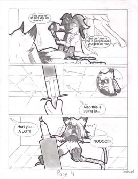 Soul Destructor Team Chapter 2 Page 4 - Series by Deathxael